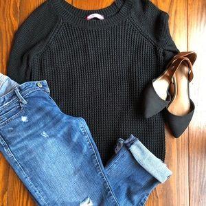 Sweaters - Girls Black Sweater